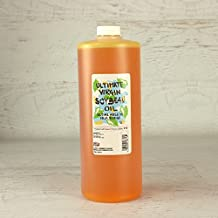 David's Pure Virgin Soybean Oil - 33.8 fl oz (1 Litre)