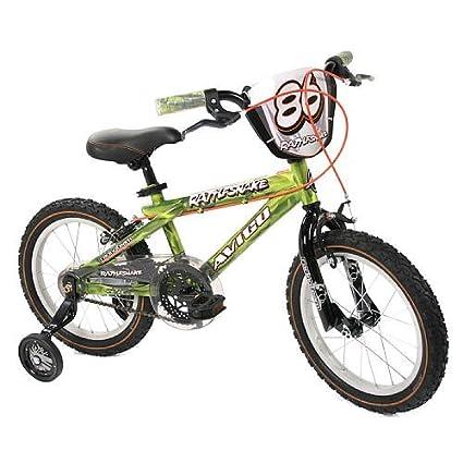 Amazoncom Avigo 16 Inch Rattle Snake Bmx Bike Boys Sports