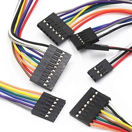 Cqrobot 480 piezas 2.0mm JST-ph-SMT JST Conector Kit 2.0mm Pitch Hembra Pin ph