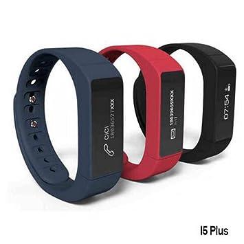 Iwown I5 Plus inteligente reloj Ip65 Bt4.0 0,91 pulgadas ...