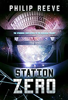 Station Zero by Philip Reeve science fiction and fantasy book and audiobook reviews