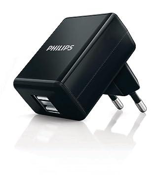 Philips DLP2209 Color Negro - Cargador