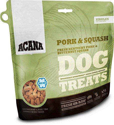 Cheap Acana Pork and Squash Freeze-Dried Dog Treats, 1.25 Ounces