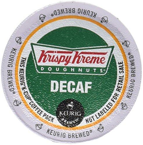 Krispy Kreme House Decaf Light Roast Coffee K-Cups 24 COUNT (2PACKS) total 48 K-Cups by Krispy Kreme