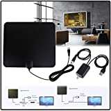 High Definition TV Antenna Fox HDTV DTV VHF Scout Style TV Fox Cable New Super Antenna