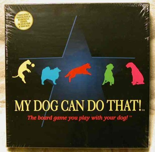 my dog can do that board game - 1
