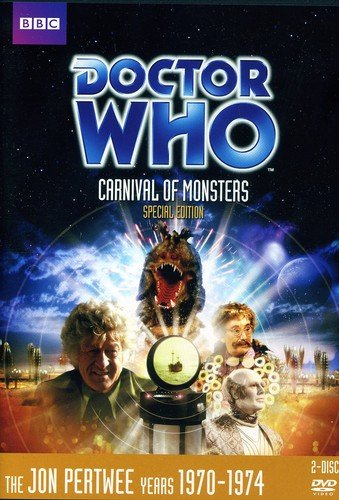 Doctor Who: Carnival of Monsters (Story 66) - Special Edition (Katy Outlets)