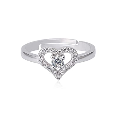 Amazon Com Yunfeng Opening Adjustable Ring For Women Girls