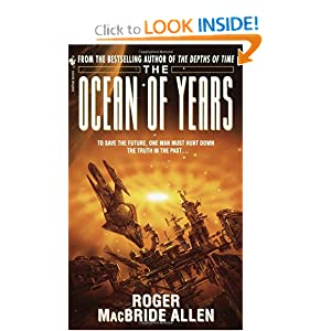 The Ocean of Years (The Chronicles of Solace, Book 2) Roger Macbride Allen