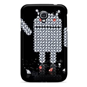 Galaxy S4 Case Slim [ultra Fit] Diamond Android Protective Case Cover