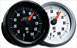 AEM ELECTRON 305133 Analog Oil-Fuel Sae Pressure Gauge, 0-100Psi