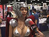 Girls and Cosplay at WonderCon