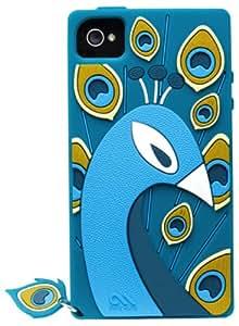 Case-mate Peacock Funda Azul - fundas para teléfonos móviles