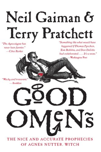 Good Omens: The Nice and Accurate Prophecies of Agnes Nutter, Witch -