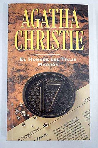 El hombre del traje marrón: Agatha Christie: 9788439527060 ...