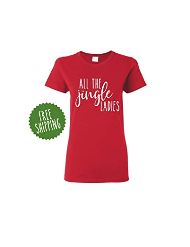 Image Unavailable. Image not available for. Color  Women s Christmas Shirts  ... 270b4d7d7