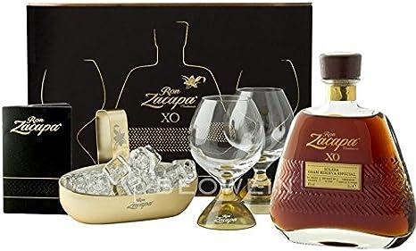 XO RON 75 CL LUXURY GIFT PACK: Amazon.es: Alimentación y bebidas