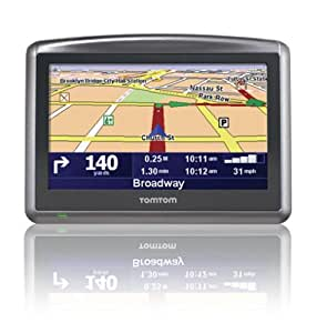 tomtom one xl s 4 3 inch widescreen portable. Black Bedroom Furniture Sets. Home Design Ideas
