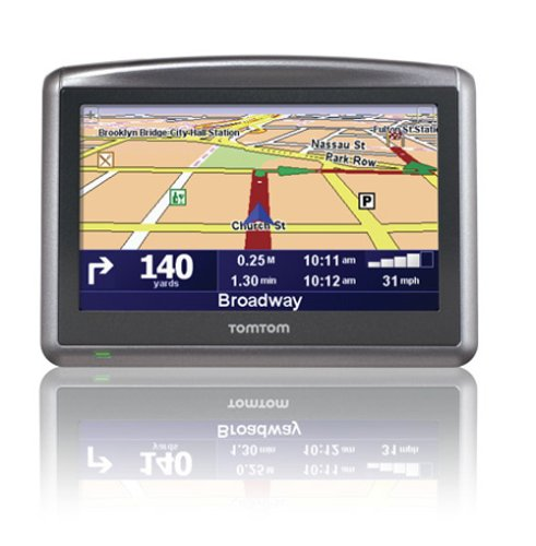 Amazon.com: TomTom ONE XL-S 4.3-Inch Widescreen Portable GPS
