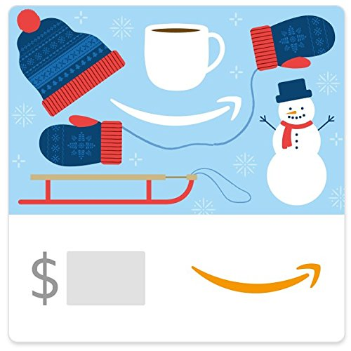 Large Product Image of Amazon eGift Card - Winter Mittens