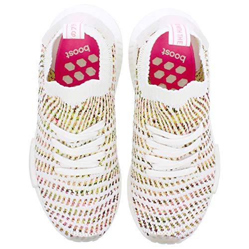 White Yellow Solar Scarpe Running Donna Cloud Adidas semi pink YIBq0Bw