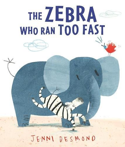 Download The Zebra Who Ran Too Fast ebook