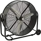 Bannon Tilting Enclosed Motor Direct Drive Drum Fan - 42in., 17,820 CFM