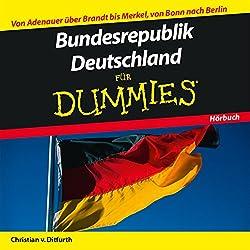 Bunderepublik Deutschland für Dummies