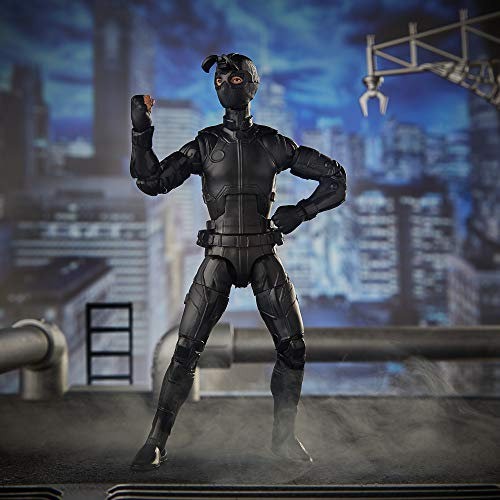 """Spider-Man Marvel Legends Series Far from Home 6"""" (Stealth Suit) Collectible Figure"""