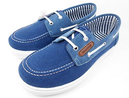 Titanitos , Jungen Bootschuhe Blau