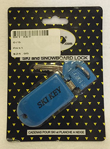 Snowboard and Ski Lock (Paoli Peak compare prices)