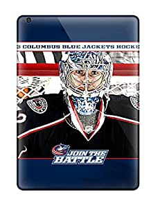 Mary P. Sanders's Shop columbus blue jackets hockey nhl (40) NHL Sports & Colleges fashionable iPad Air cases 9834872K454225900