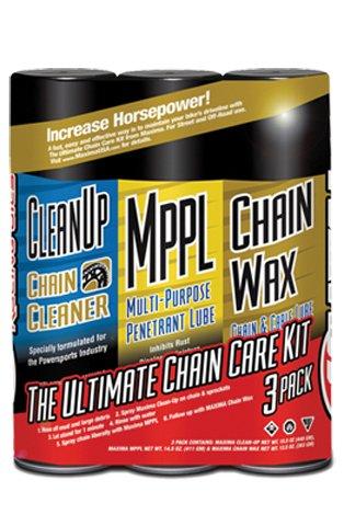 - Maxima 70-749203 Chain Wax Care Kit