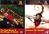 The History Channel : Greatest Air Battles , the Red Baron : Air Combat 2 Pack Gift Set
