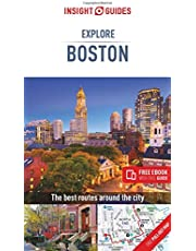 Insight Guides Explore Boston (Travel Guide with Free eBook)