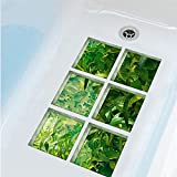 AmazingWall Tropical Forest Green Safety Non Slip