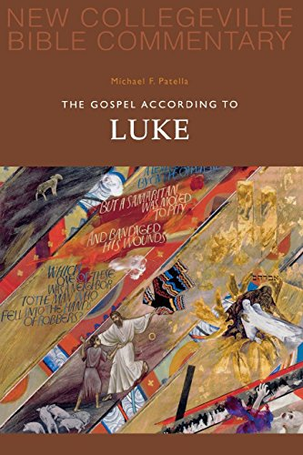 The Gospel According to Luke: New Testament (New Collegeville Bible Commentary. New Testament; Volume 3)