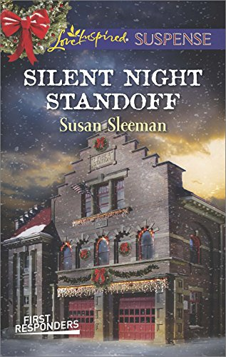 Silent Night Standoff: Faith in the Face of Crime (First Responders Book 1)