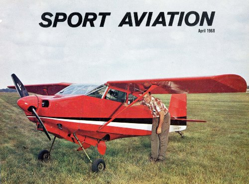 (Sport Aviation April 1968: Falconar F-12;