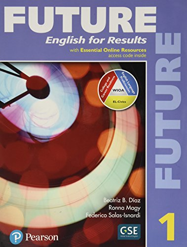 Future 1 Student Book with Essential Online Resources