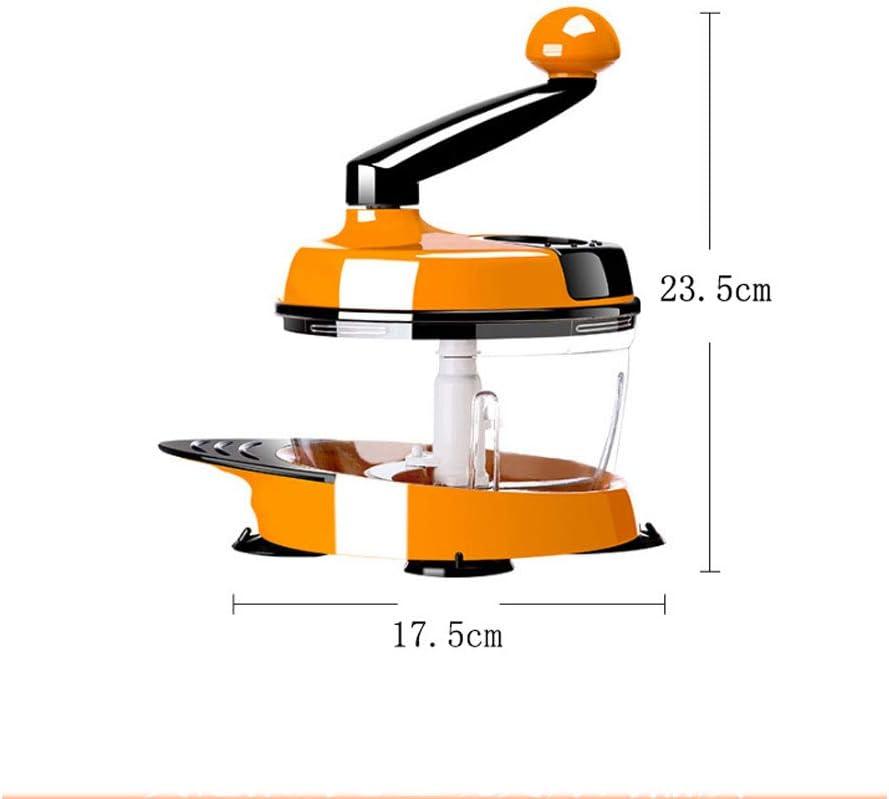XGG Picador Manual de Alimentos de 1.5 litros, trituradora de ...