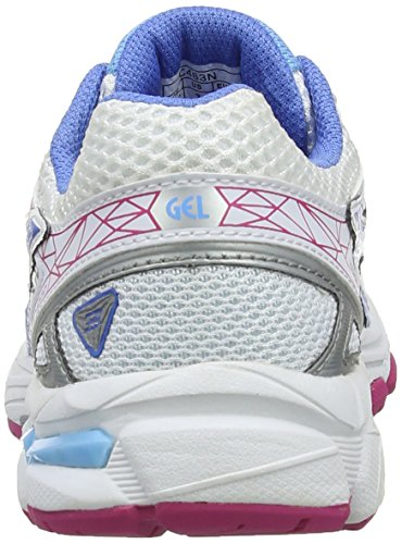 3 1000 GS Blanc Enfant 139 Hot White Mixte Powder Blue Entrainement Gt Pink Running Asics qEgZx