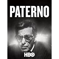 PATERNO starring Al Pacino arrives on DVD August 28 from HBO