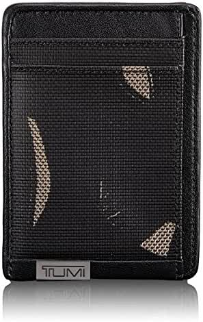 TUMI Men's Alpha Money-Clip Card Holder