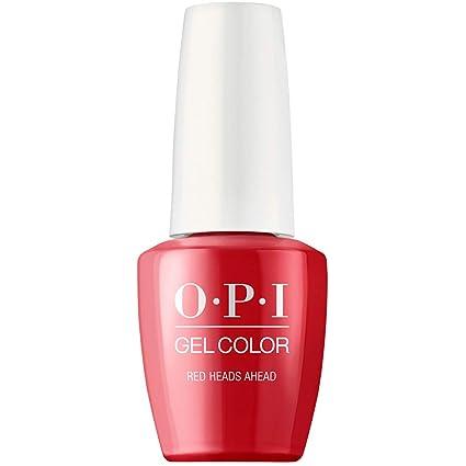Amazon Com Opi Gel Nail Polish Scotland Gel Color