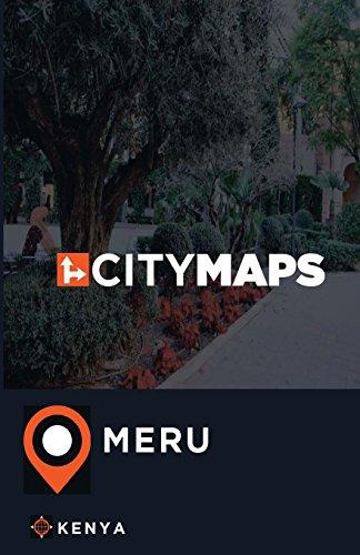 City Maps Meru Kenya