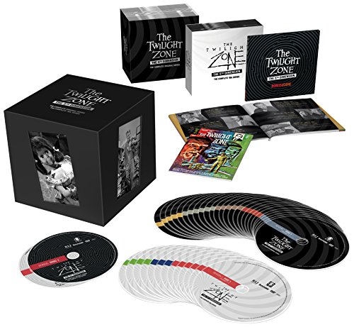 Twilight Zone: The 5th Dimension (Complete Series Limited Edition Box Set) by Image Entertainment