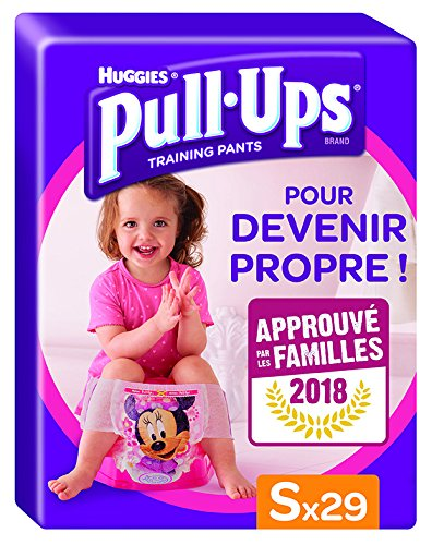 Huggies/® Pull-Ups/® Disney Princesses Girl Potty Size 4 Training Pants 1 X 16 Pack