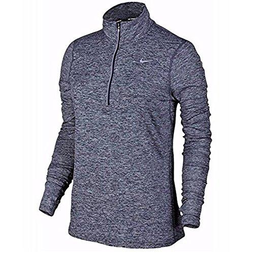Nike Women's Element Half-Zip Running Shirt (Large)