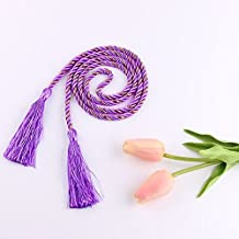 Curtain Accessories for Curtains Tied Rope Tassels Weaving Lanyard Strap Clamps Tassel Woven Tie